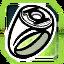 Icon Lantern Ring Green