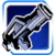 Icon Rifle 007 Blue