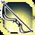 Icon Bow 001 Light Goldenrod Yellow