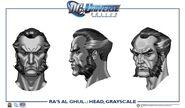 Rasalghul head gray