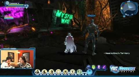 Sons of Trigon Celestial Powers Reveal!