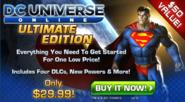 DCUO Ultimate Edition Promo