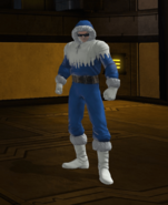 Captain Cold (A Rip in Time)
