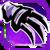 Icon Martial Arts 003 Purple