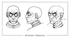 MrFreeze head line