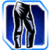 Icon Legs 003 Blue