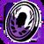 Icon Back 016 Purple