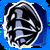 Icon Back 013 Blue