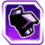 Icon Shoulders 005 Purple