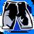 Icon Legs 013 Blue