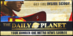 Daily Planet advertisement (Superman)