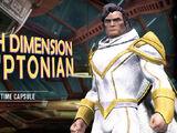 Sixth Dimension Kryptonian Time Capsule
