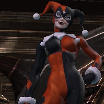 Supervillain Top Gotham Girl Hoodie DC Comics Harley Quinn Batman villain