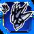 Icon Shoulders 002 Blue