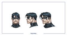 Nightwing head