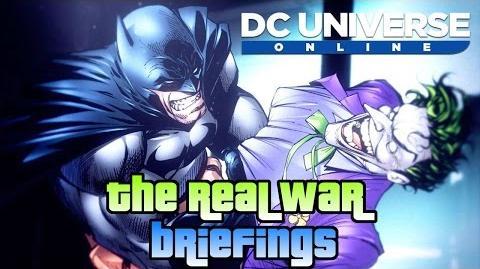 The Real War (Briefings)