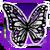 Butterfly Wings - Purple (Icon)