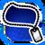Icon Neck 017 Blue