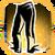 Icon Legs 005 Gold