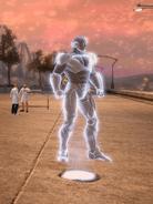 Flashpoint Cyborg (Metropolis Anti-Matter Invasion Zone)