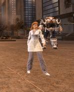 Researcher Mueller (Metropolis Anti-Matter Invasion Zone)