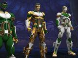 Green Royal Chroma Pack