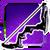 Icon Bow 005 Purple