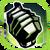 Icon Shoulders 006 Green
