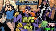 DCUO Episode 37 Birds Of Prey Data Point Collection