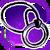 Icon Neck 009 Purple