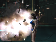 Robot sidekick self-destruct