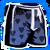 Icon Legs Boxers 001 Blue