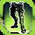 Icon Legs 006 Green