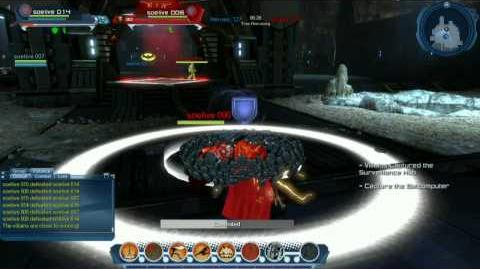 SOELive - DC Universe Online Legends Tournament (Part 1)