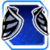 Icon Shoulders 015 Blue