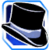 Icon Hat Blue