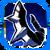 Icon Martial Arts 002 Blue