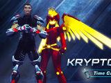 Kryptonian Time Capsule