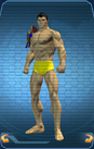 ShouldersAmazonian