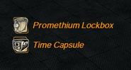 Loot - Lockbox and Time Capsule