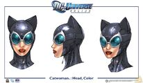 85412 dc con icnchar catwoman head color