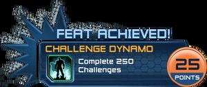 Challenge Dynamo