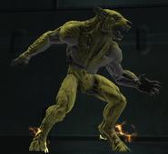 Primal Wolf Form
