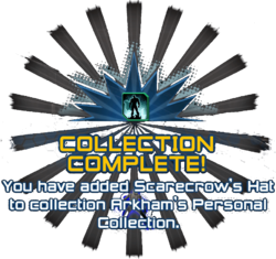 Arkham's Personal Collection complete.png