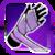 Icon Brawling 006 Purple