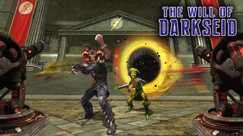 The Will of Darkseid