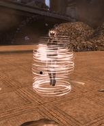 Paradox Crawler Encasement Attack