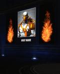 Heat Wave Poster - Flash Museum Burglary