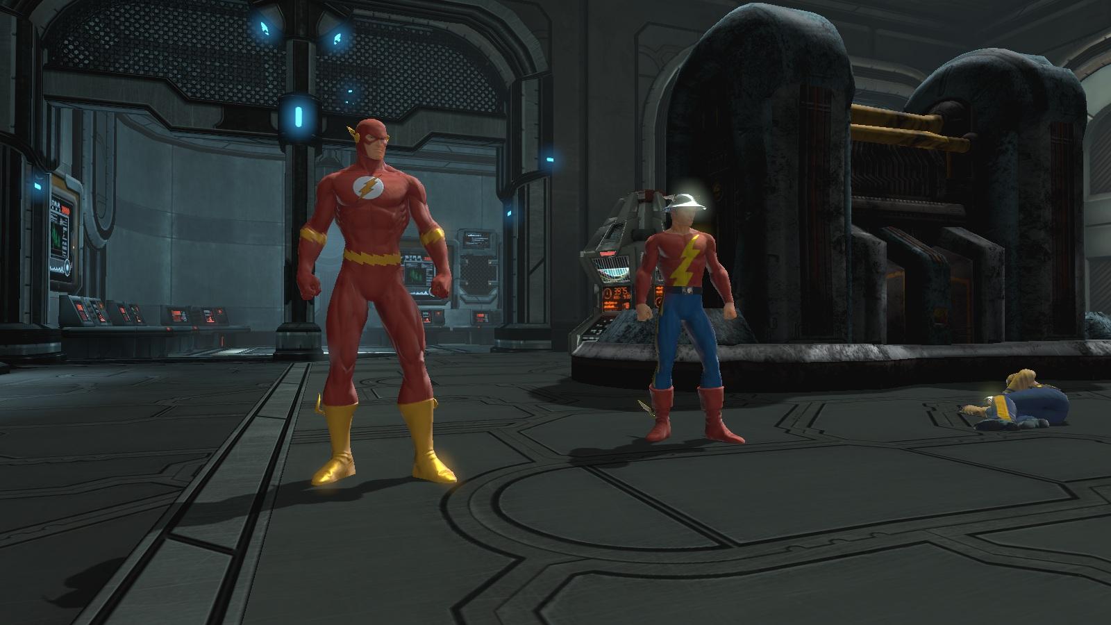 Flash Family Dc Universe Online Wiki Fandom