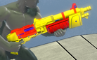 RifleMilitaryShotgun